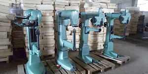 Станок Corali М-51 для производство евро ящика