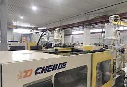 Термопластавтоматы Chen Де б/у от 80 до 800 тонн