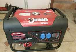 Генератор бензиновый Оптима Бэг-3000Е