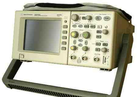 Осциллограф Agilent DSO3102A
