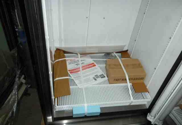 Профессиональный американский холодильник true