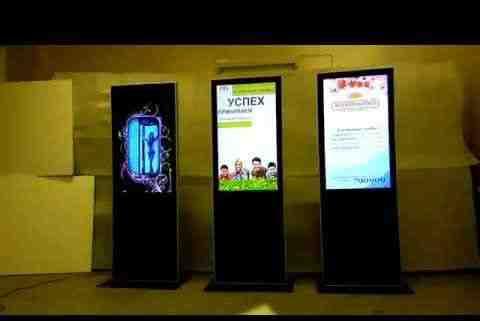 Рекламная видеостойка /cдам в аренду