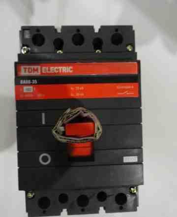 Автоматический выключатель ва 88-35 160А