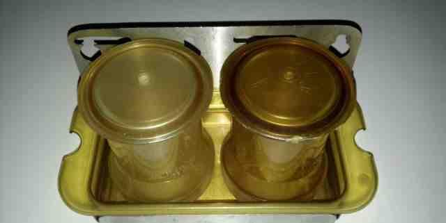 Промышленные солонки для кухни ресторана
