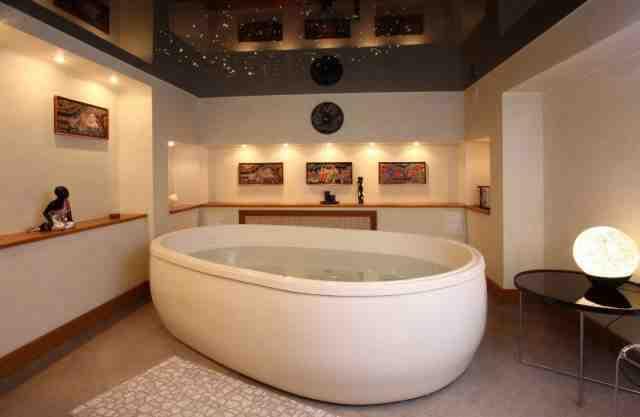 Ванна для спа процедур (солевая ванна)