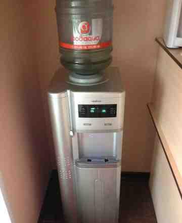 кулер hotfrost c холодильником