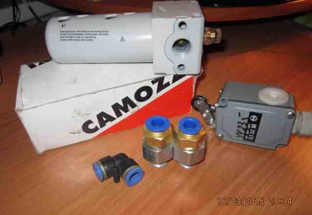 Camozzi-мк 202-L00 фильтр пром-назначения