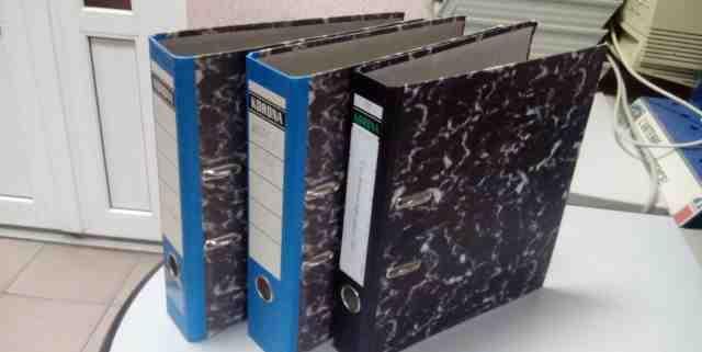 Папки-файлы