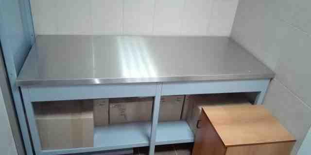 Стол производственный сппм-1800 серии профи-М