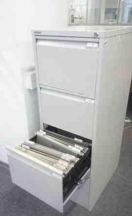 Шкаф картотечный Bisley