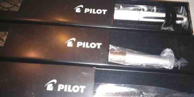 Ручки pilot