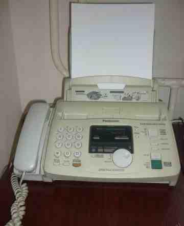 Факс Panasonic кх-FP88