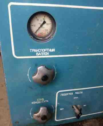 Компрессор высокого давления по-43