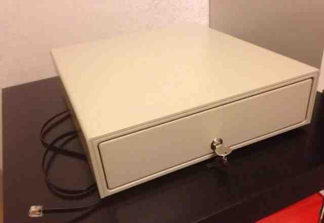 Денежный ящик HPC электромеханический замок