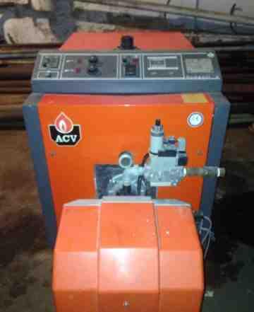 котел фирмы ACV type CA 150-output 115 to 1