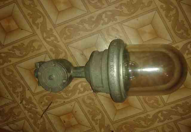 Взрывозащищенный светильник взг-200 амс У2