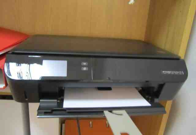 Струйное мфу HP Deskjet Ink Advantge 4515