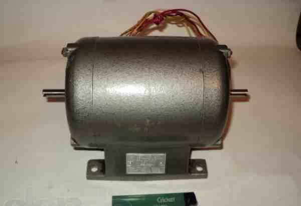 Электродвигатель дт-75М