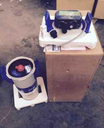 Комплект фильтра Purity 1200 ST с Электр. дисплеем