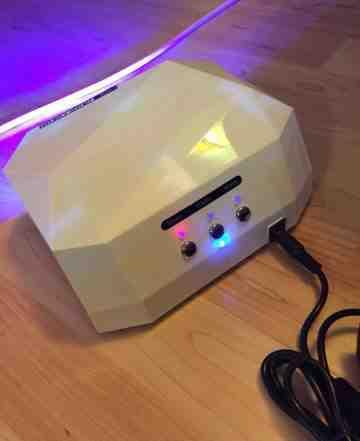лампу 36w, ccf+ led
