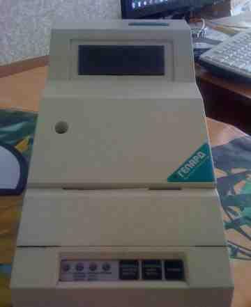Кассовый аппарат (фиск. регистратор) меркурий MS-K