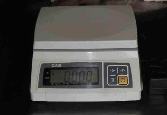 весов порционных cas sw-02 в Нерюнгри