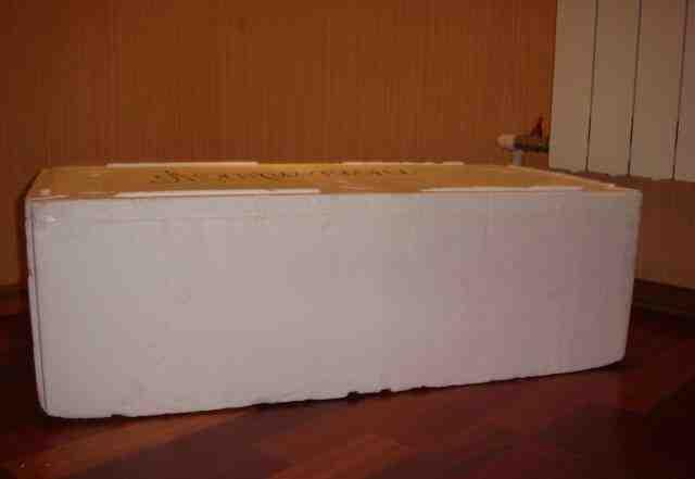 Пенопластовый термобокс для пищевых продуктов