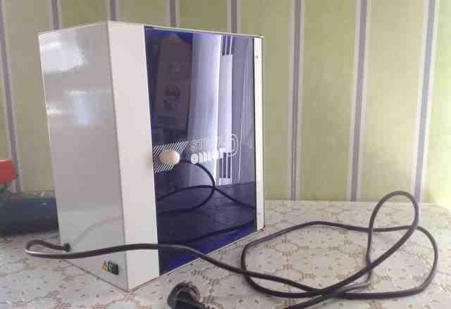 Стерилизатор уф для инструмента (шкаф) Италия. 2шт
