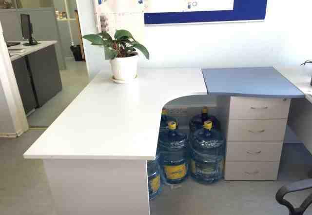 Стол письменный для офиса 2 шт