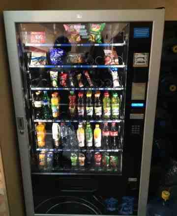 Торговый автомат FAS 1050