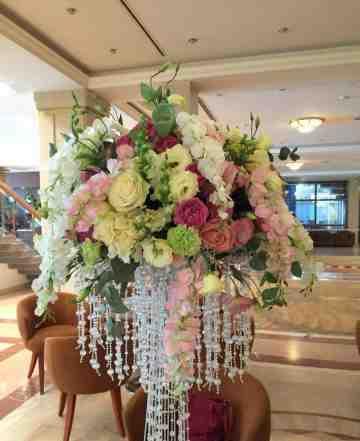 Подставка, ваза для цветов