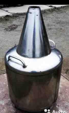 Сосуд Дьюра для жидкого азота