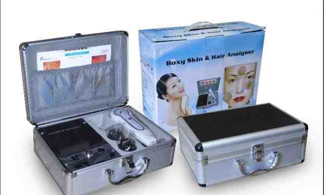 Анализатор кожи и волос Boxy Skin Hair Analyser