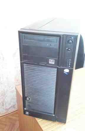Сервер Intel Xeon E5410/2.33GHz/4G/2x250G