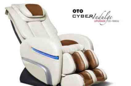 Массажное кресло oto cyber cd-1880+ подарок
