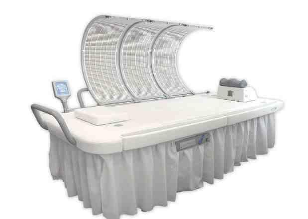спа кровать soqi