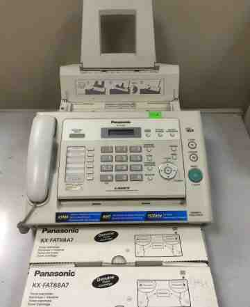 Факс копир телефон