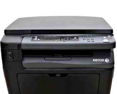 Лазерное мфу Xerox WorkCentre 3045