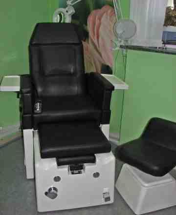 Спа педикюрное кресло