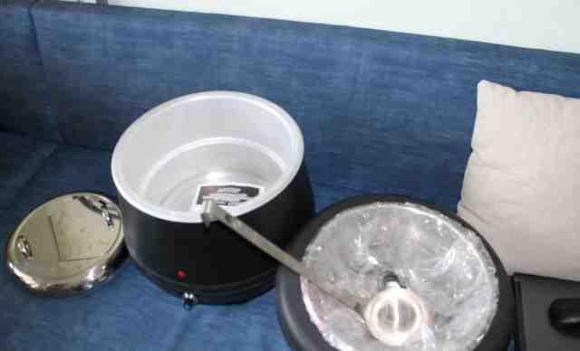 Sunnex мармит-супница настольная электро.10л