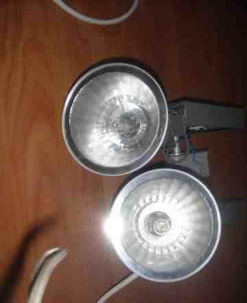 Стильные светодиодные прожектора