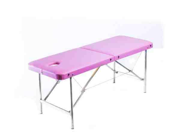 Складной массажный стол (косметологич. кушетка)