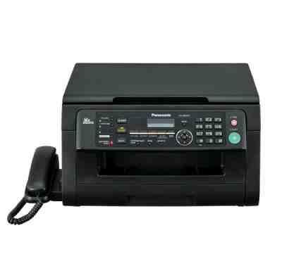 мфу Лазерное Panasonic KX-MB2020RUB