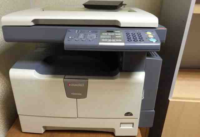 Ксерокс Toshiba e-studio 163