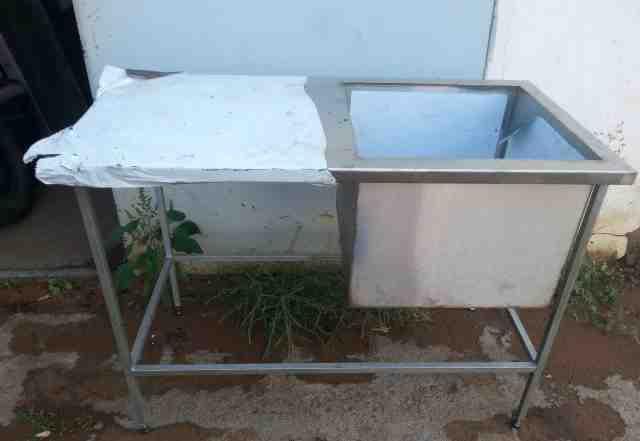 Моечные ванны