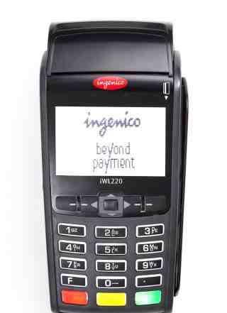 POS терминал ingenico iwl220