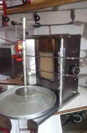 Аппарат для приготовления Шаурмы
