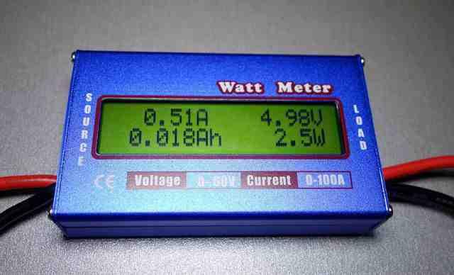 Комбинированный анализатор цепей постоянного тока