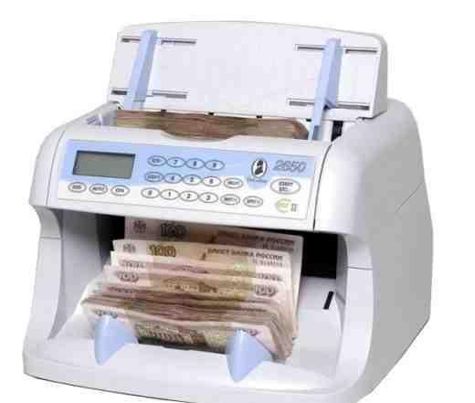 DeLaRue 2650 Счетчик банкнот бу