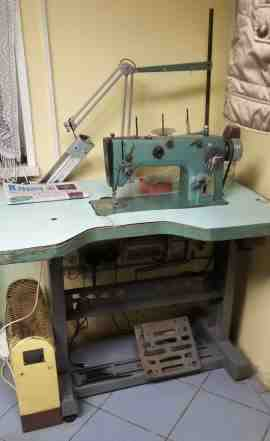 Швейная машинка промышленая 1022кл россия